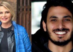 Simona Ventura collaborazione con Emanuele Berardi