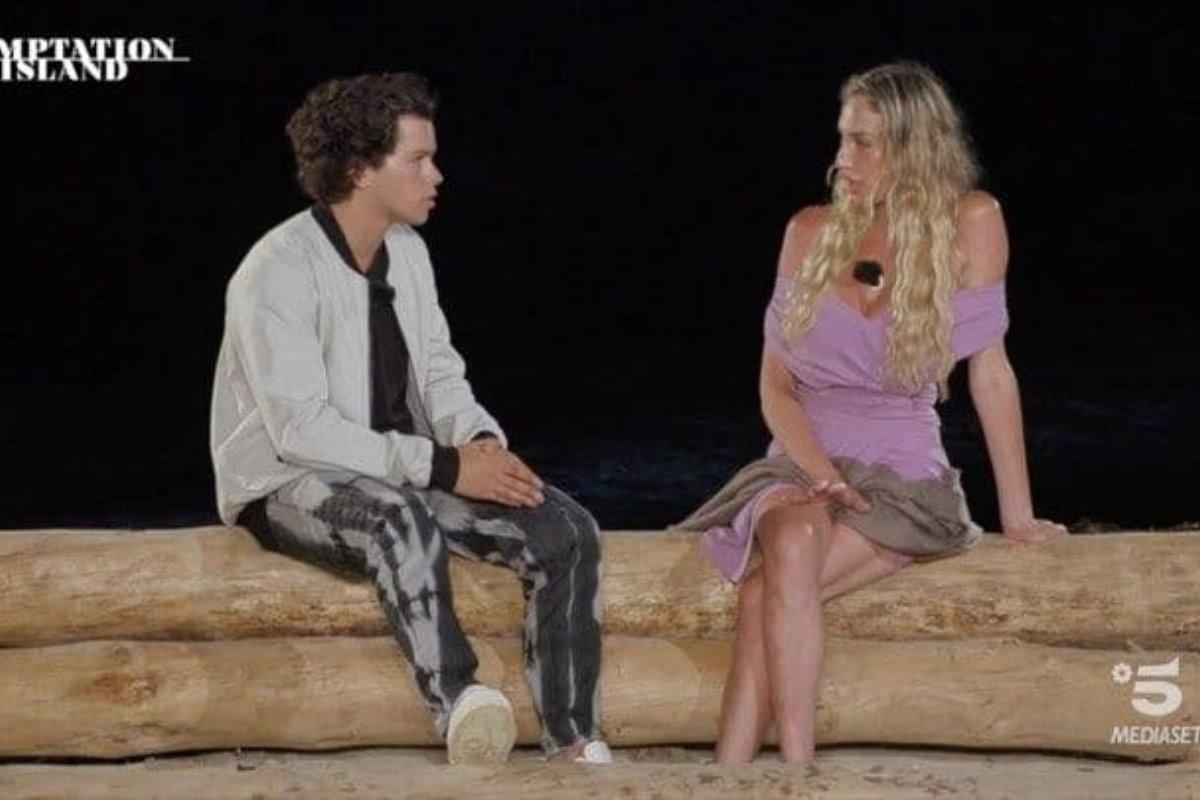 """Temptation Island: falò di confronto . Filippo li manda via. """"Ora basta"""""""