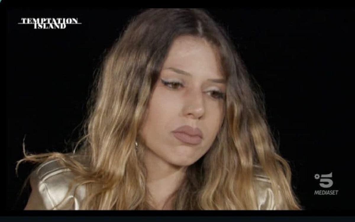 Temptation Island: Floriana Angelica attacca Federico