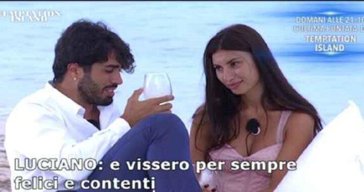 Temptation Island: Luciano sta usando Manuela? Il web è convinto