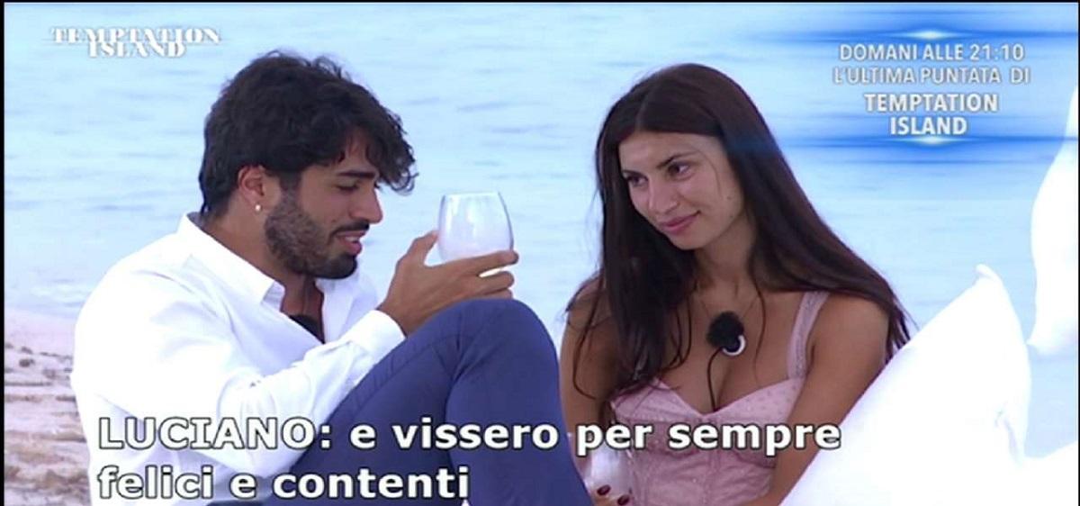 Temptation Island, Stefano attacca Manuela