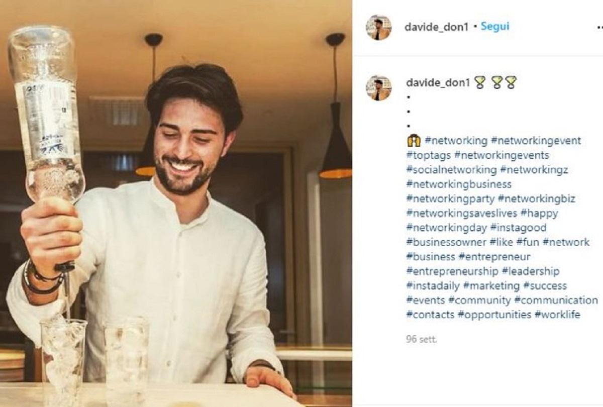 UeD Davide Donadei realizza il suo sogno