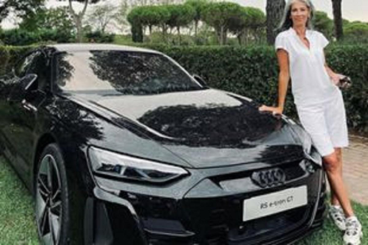 UeD: Isabella Ricci mostra la sua auto