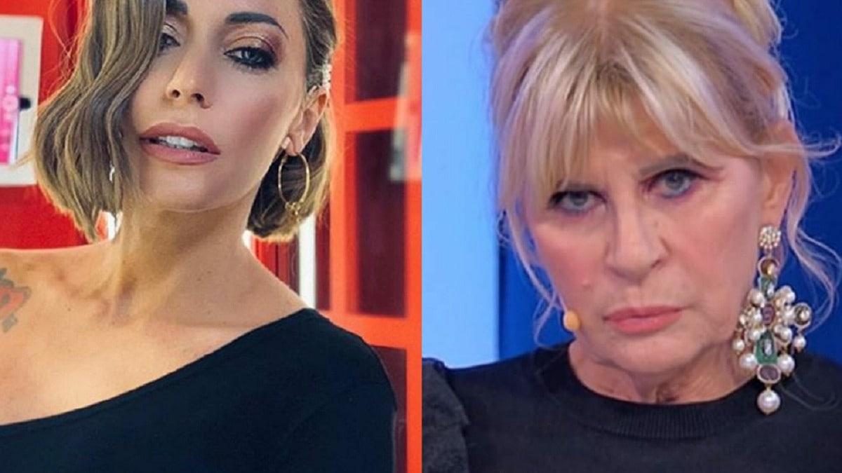 UeD, Karina Cascella attacca Gemma Galgani