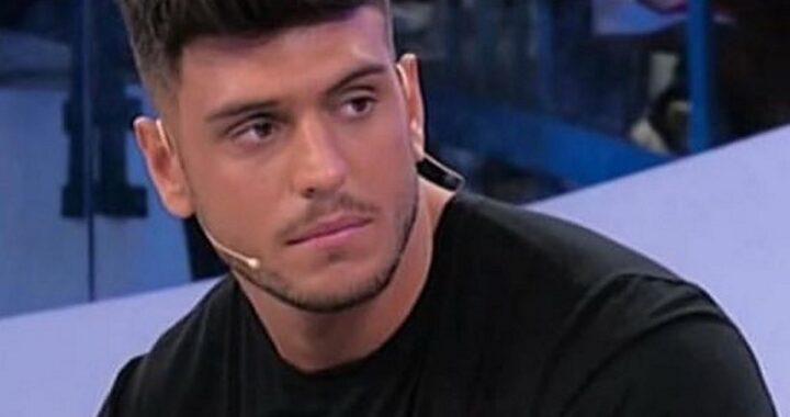UeD, Luigi Mastroianni in ospedale