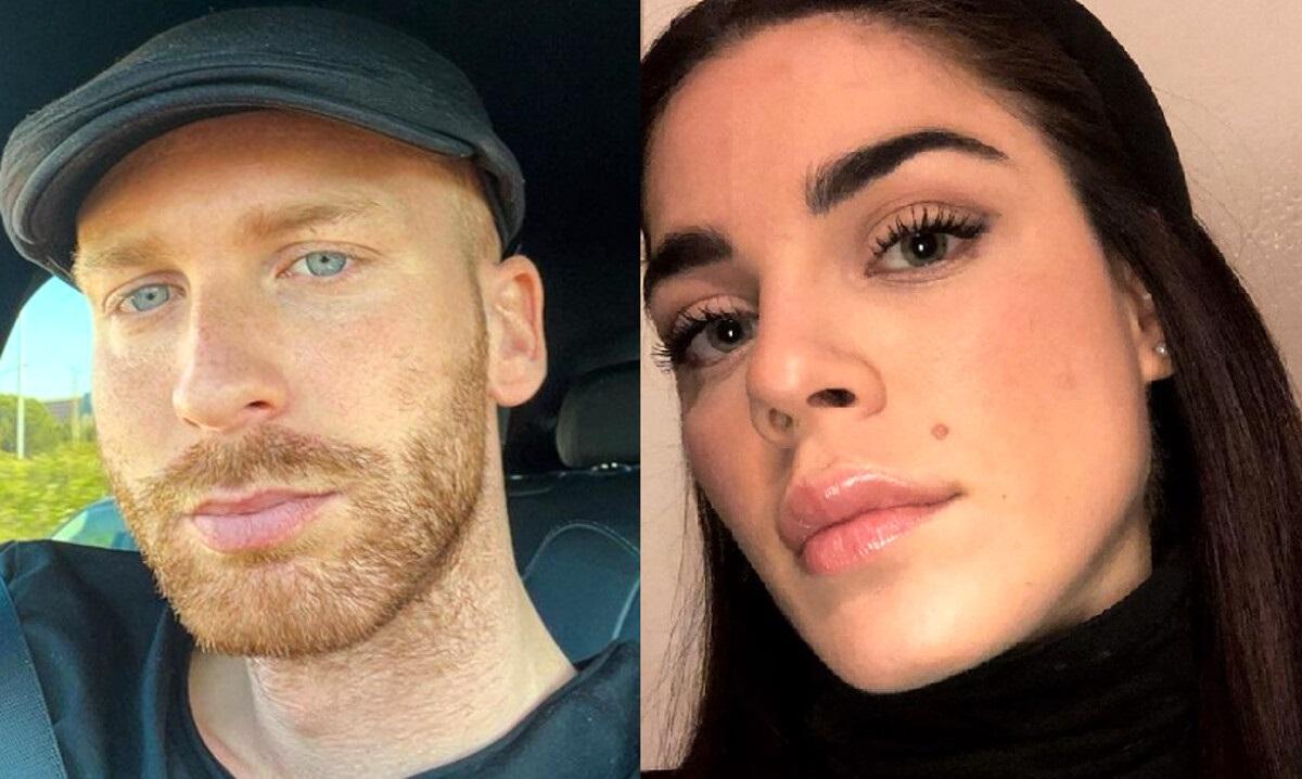 UeD, Samantha Curcio e Alessio: battaglia social