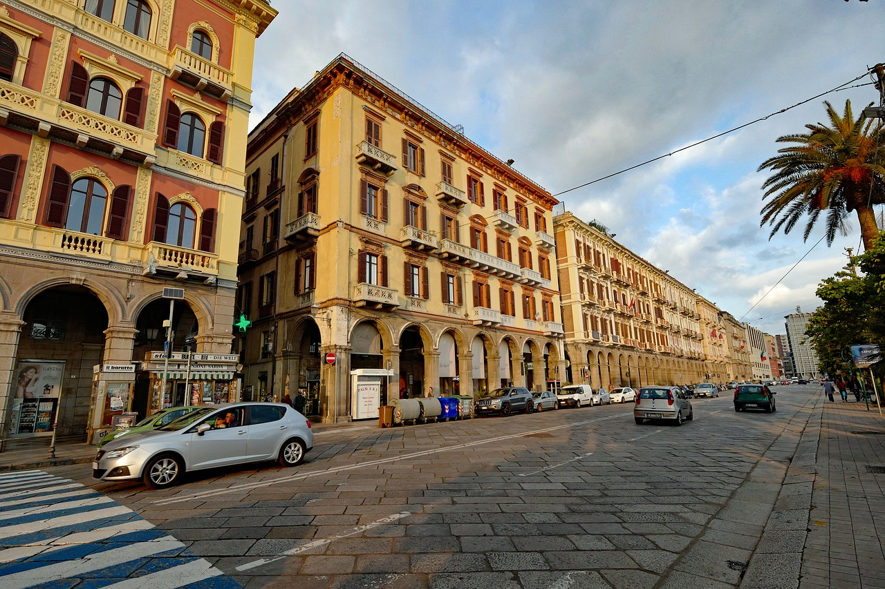 Palazzo in Sardegna