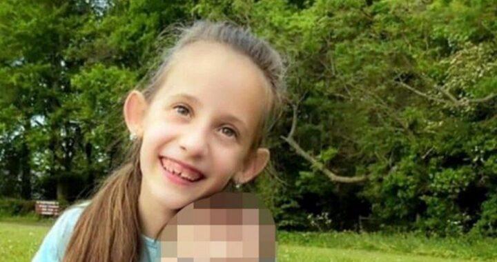 Adreea Maria Cretu morta a 9 anni