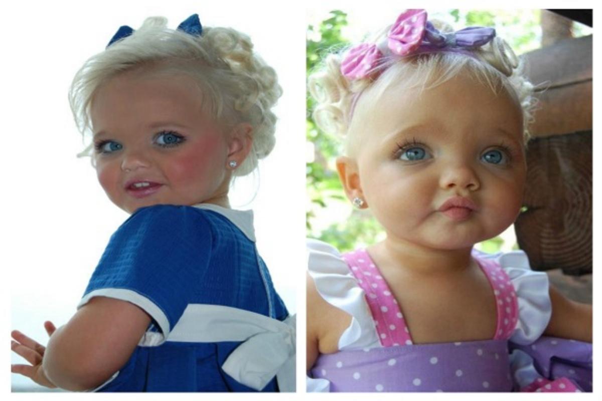 Aira Marie Brown la bambina che sembra una bambola