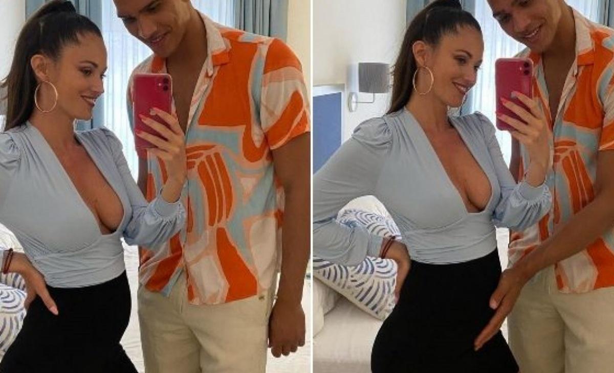 Gracia De Torres è incinta di due gemelli