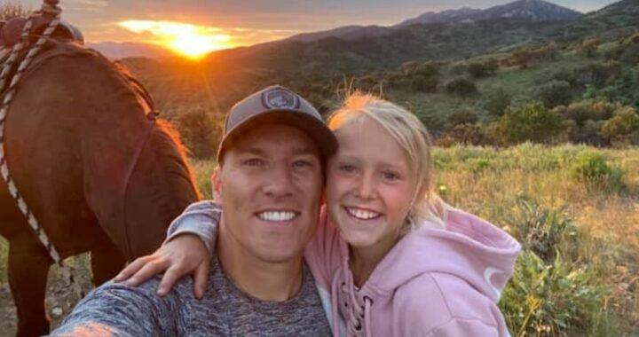 Il dramma di Kambrie Horsley, la bambina di 10 anni uccisa da una pietra mentre era in auto col papà