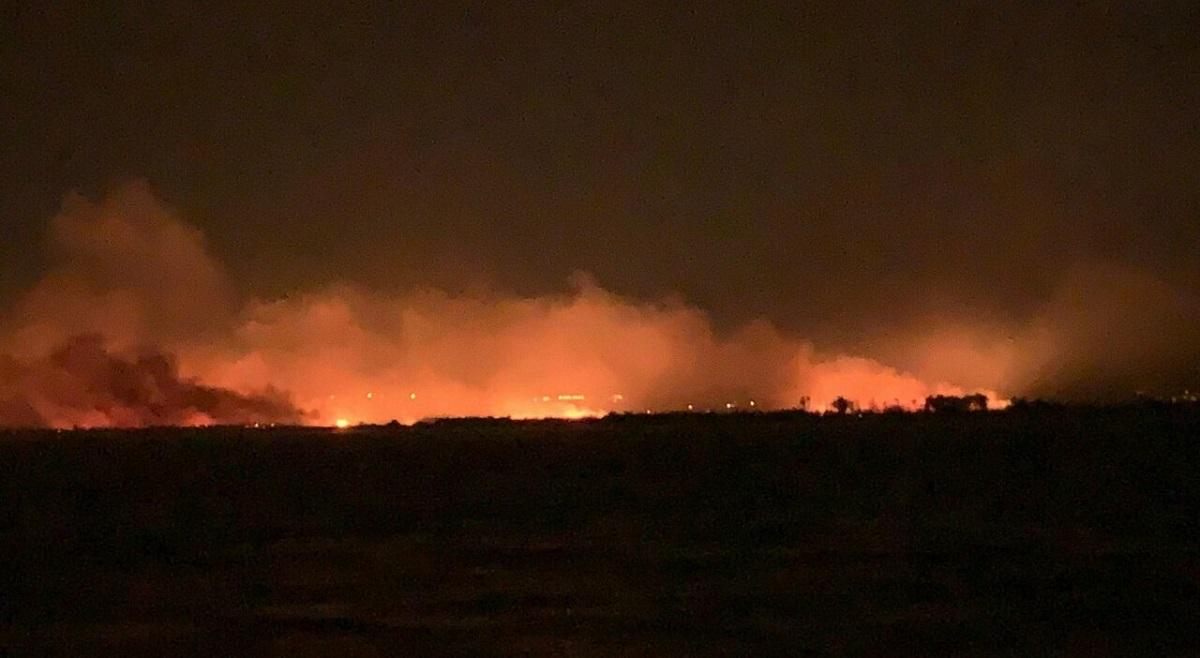incendi sicilia e sardegna