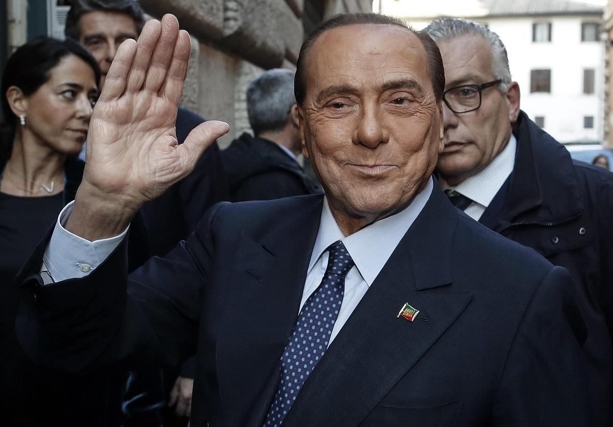 leader forza italia