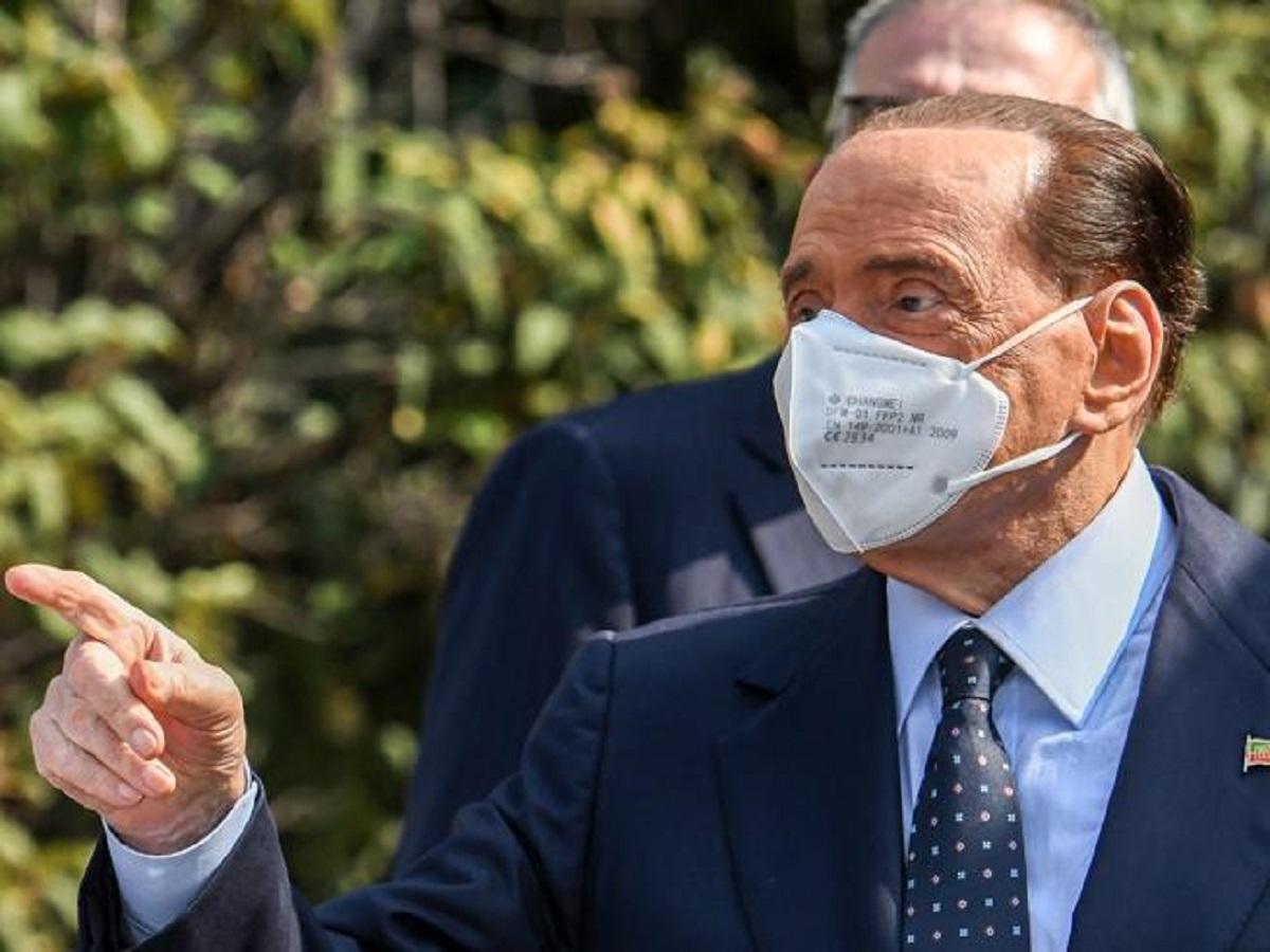 ricoverato leader forza italia