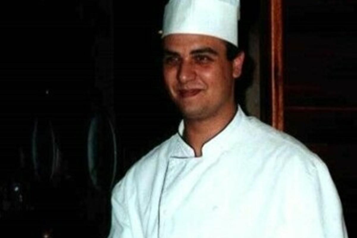 Lo chef Simone Stefanel morto in un incidente stradale