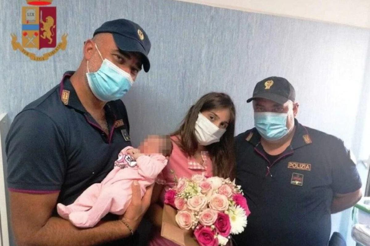 La miracolosa nascita della piccola Sofie