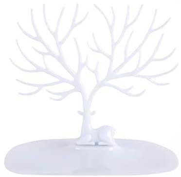 Supporto per Gioielli, espositore a forma di albero