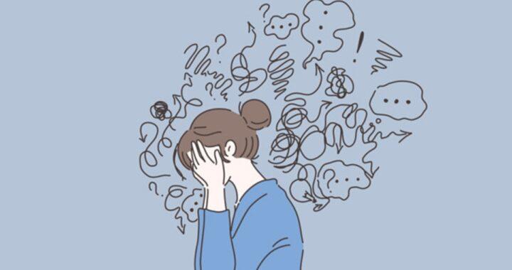 Ansia: quali sono i 16 sintomi più comuni