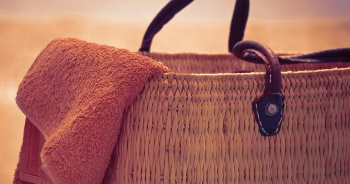 5 borse da mare che devi assolutamente sfoggiare in spiaggia quest'anno