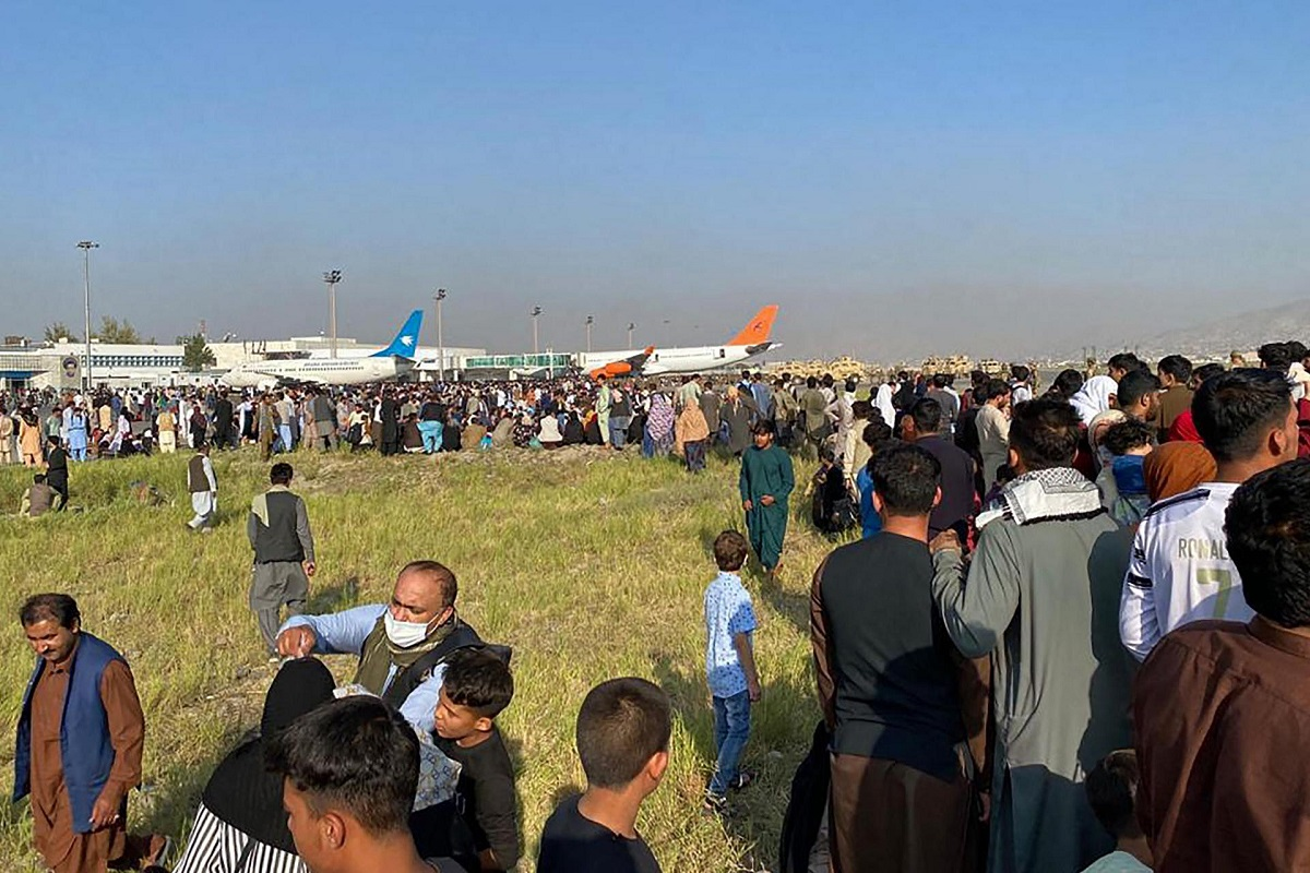 fuga dallìafghanistan