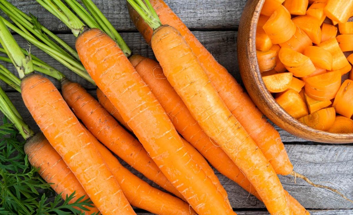 Come funziona la dieta della carota