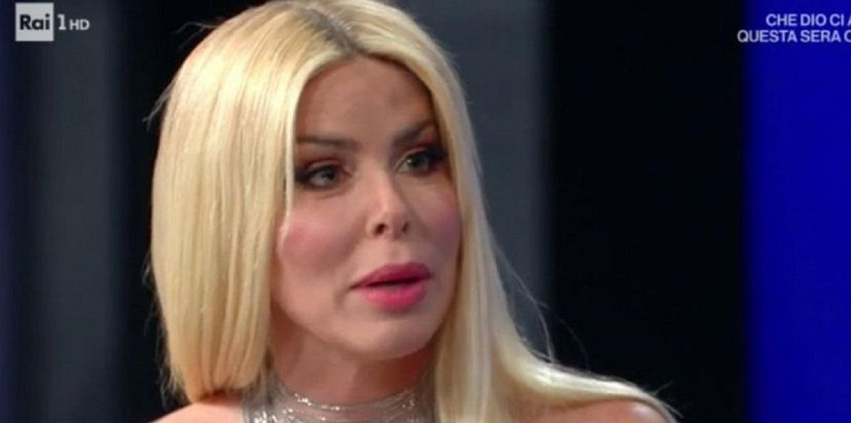 Loredana Lecciso non ha più spazio in tv