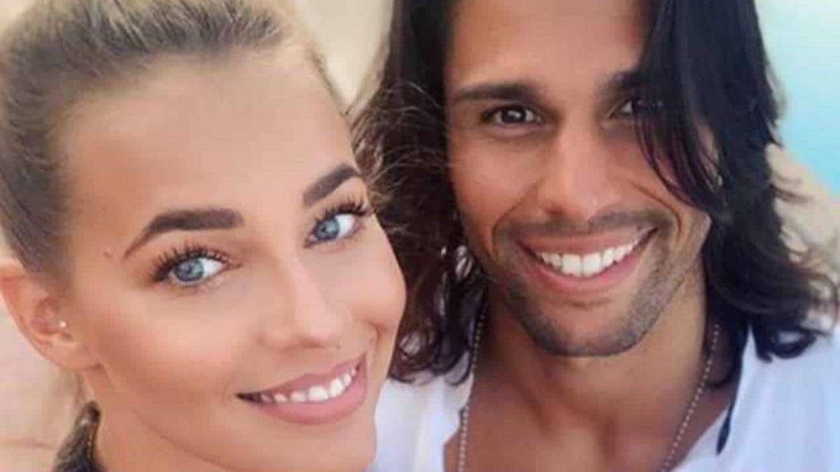 Luca Onestini e Ivana Mrazova si sono lasciati