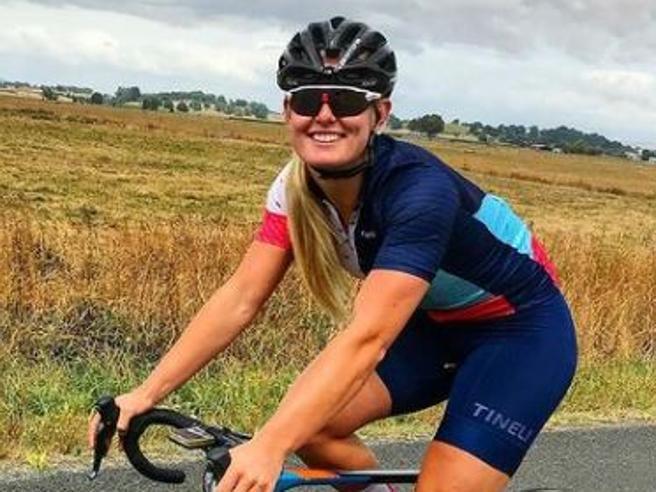 ciclista olimpionica
