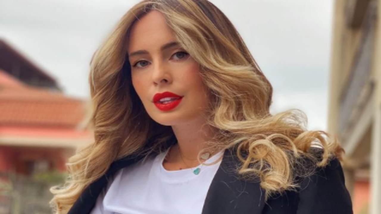 Sara Affi Fella e l'intervento al seno
