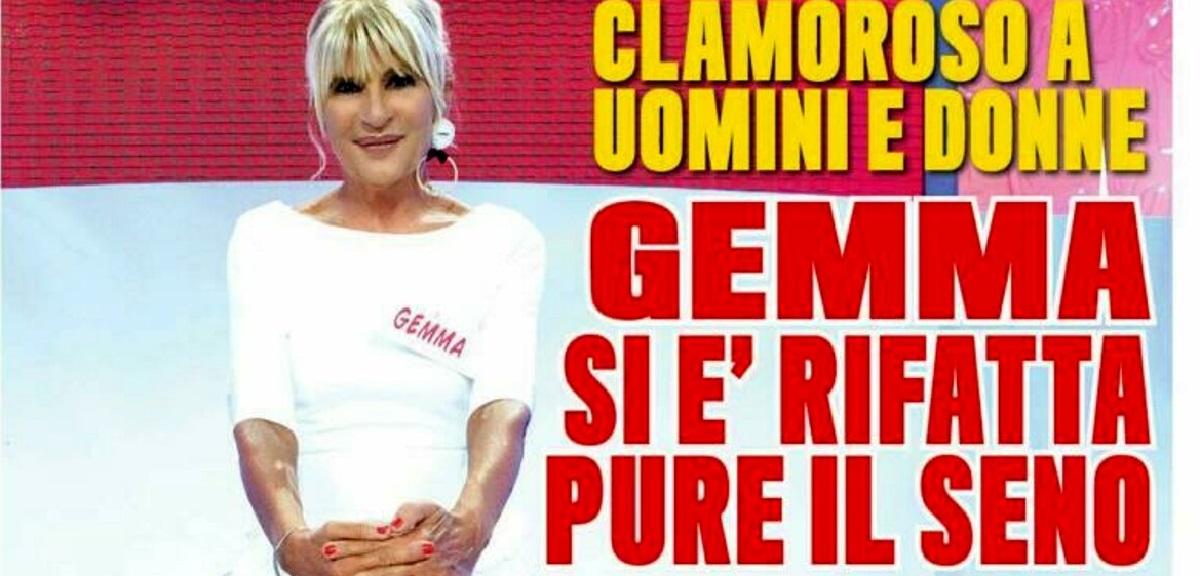Tina Cipollari attacca Gemma Galgani