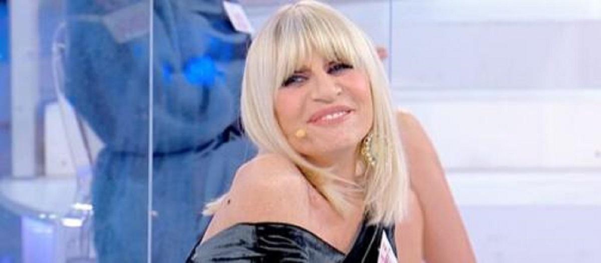 UeD Gemma Galgani e la foto del suo nuovo seno