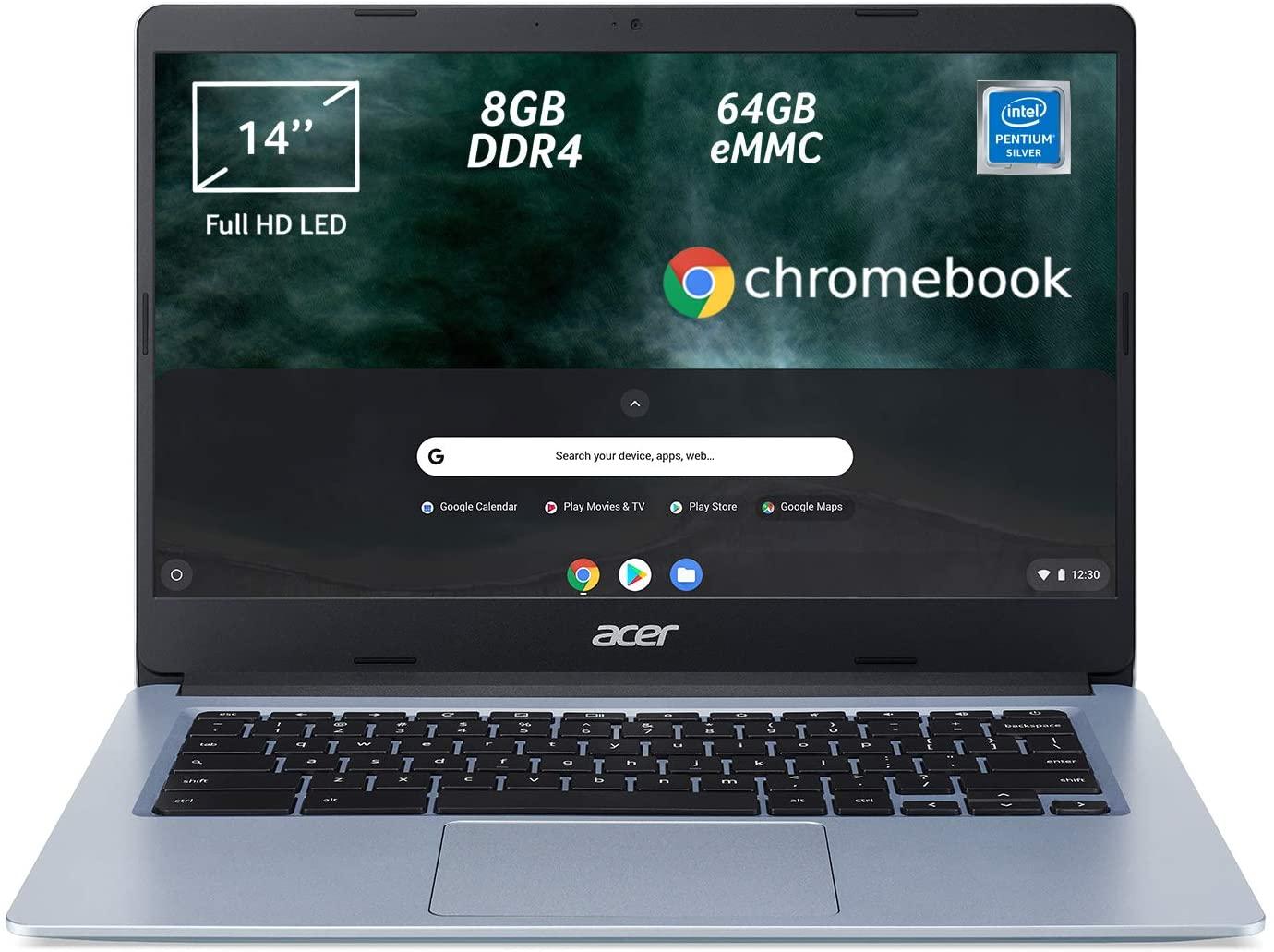 Acer Chromebook 314 CB314-1H-P6K9 Notebook, PC Portatile