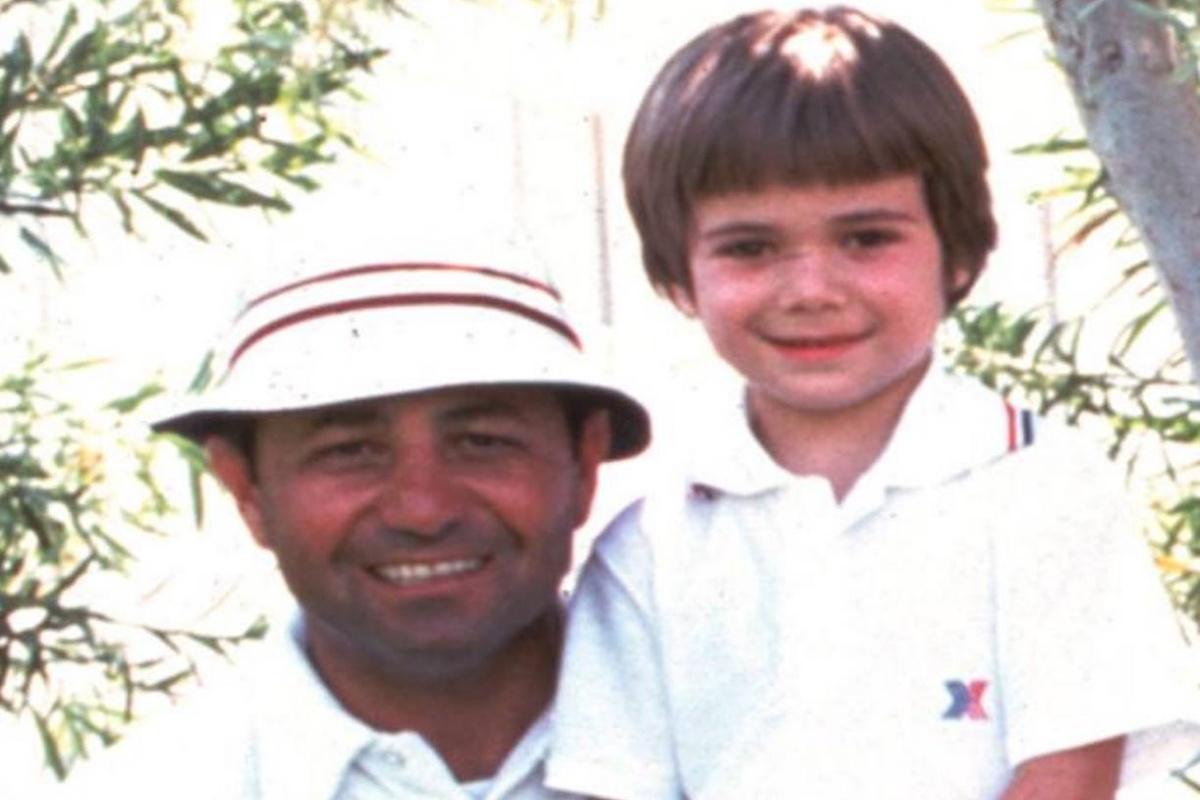 Andre Agassi a lutto per la morte del papà