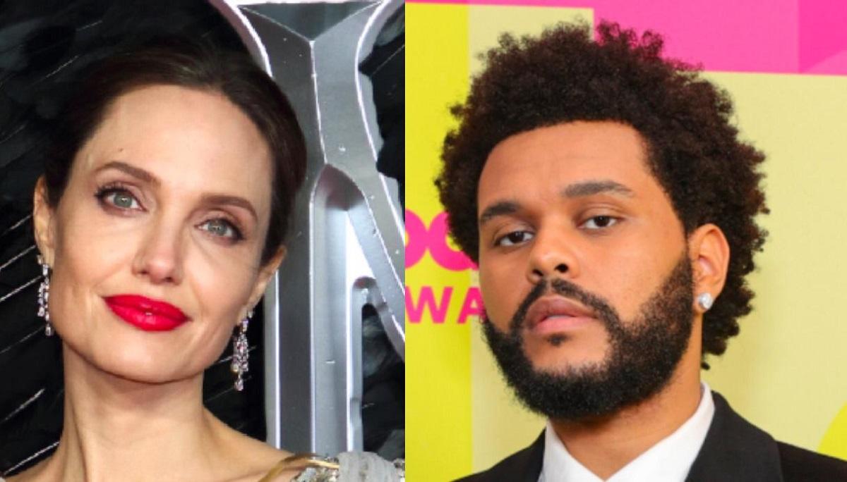 The Weeknd e Angelina