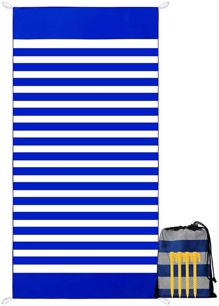 Asciugamano da Spiaggia in Microfibra XXL