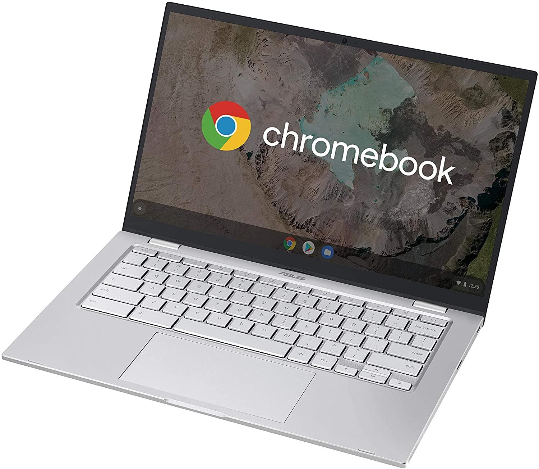 Asus Chromebook C425TA#B08CVC6RHV, Notebook Alluminio