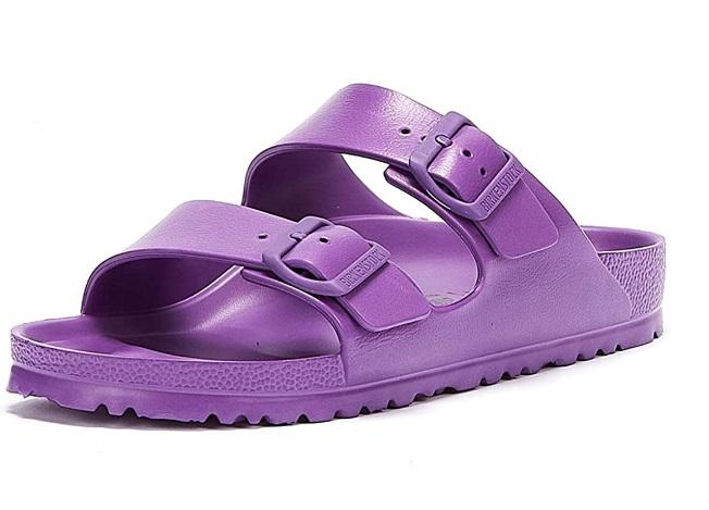 Birkenstock Arizona EVA Womens Dark Purple Sandals