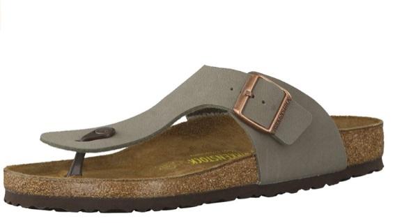 Birkenstock Sandale Gizeh Birko-Flor Normal