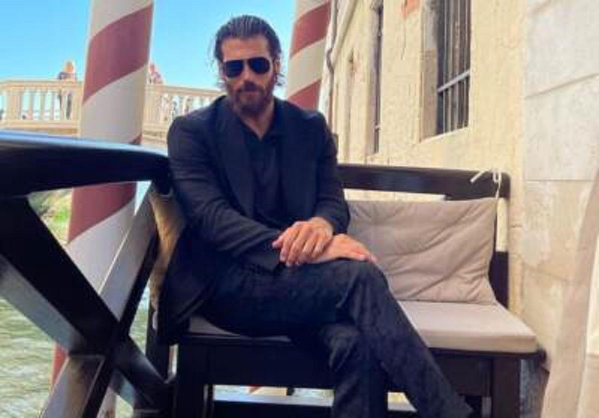attore turco a venezia