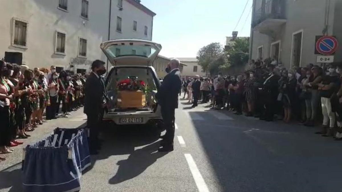 Chiara Ugolini funerale