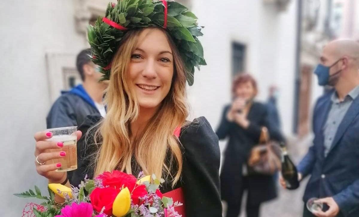 Il post del compagno di Chiara Ugolini