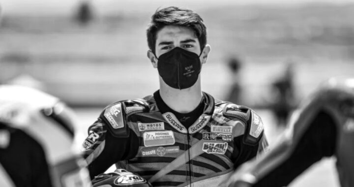 Dramma nel motociclismo: è morto il giovane Dean Berta Vinales