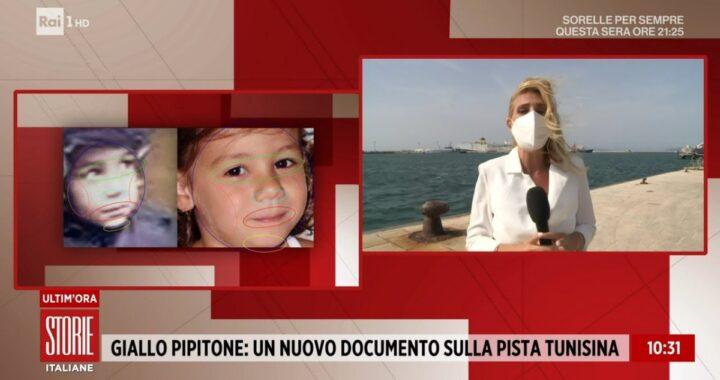 """Denise Pipitone: rintracciata la """"bambina"""" sulla nave per la Tunisia"""