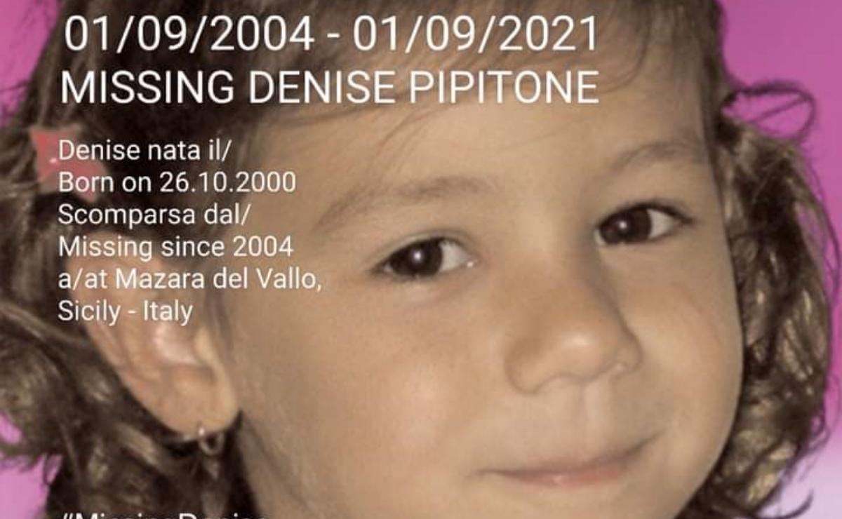 17 anni dalla scomparsa di Denise Pipitone