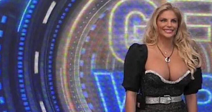 GF Vip, le lacrime di Francesca Cipriani