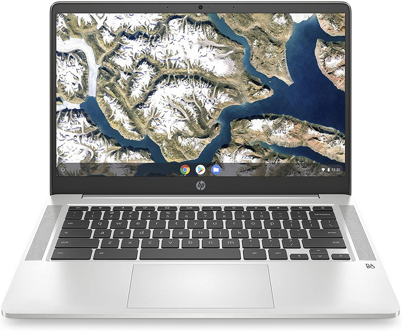 HP - PC Chromebook 14a-na0001sl, Intel Celeron N4020