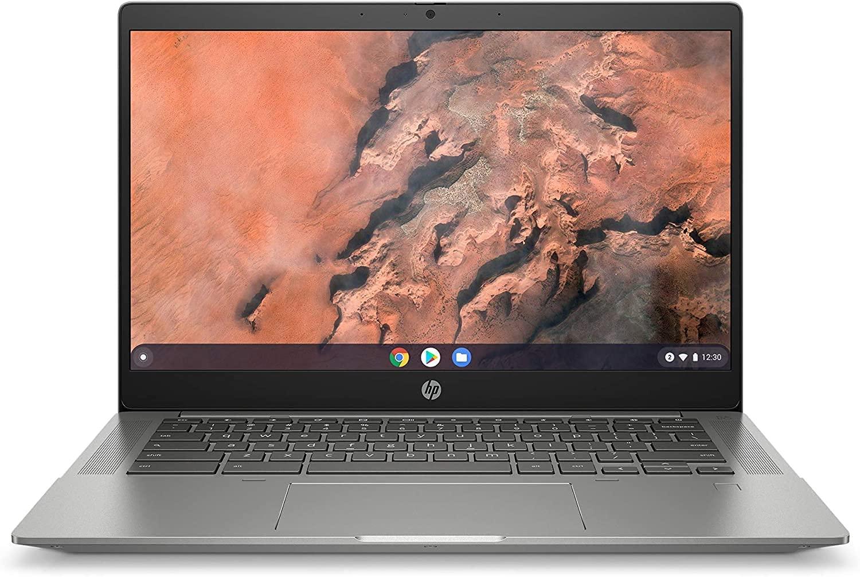 HP - PC Chromebook 14b-na0000sl Notebook, AMD Ryzen 3 3250C