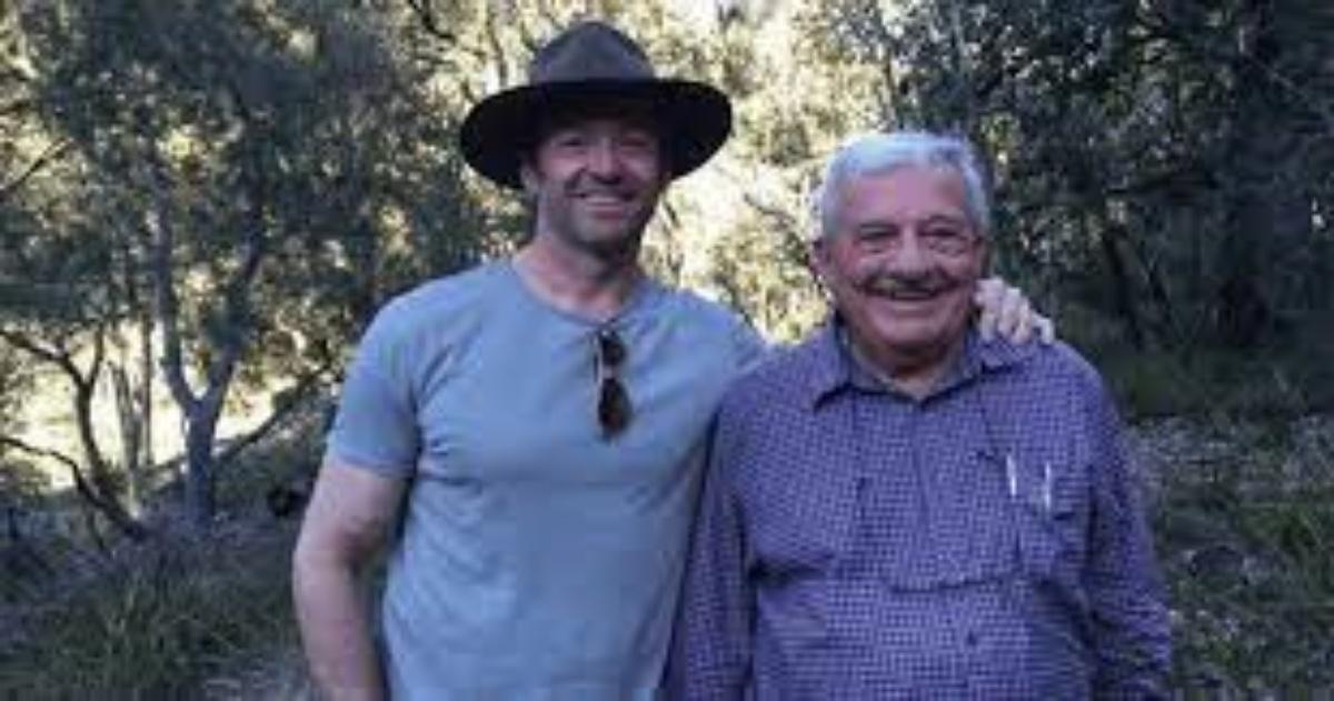 Morto il papà di Hugh Jackman