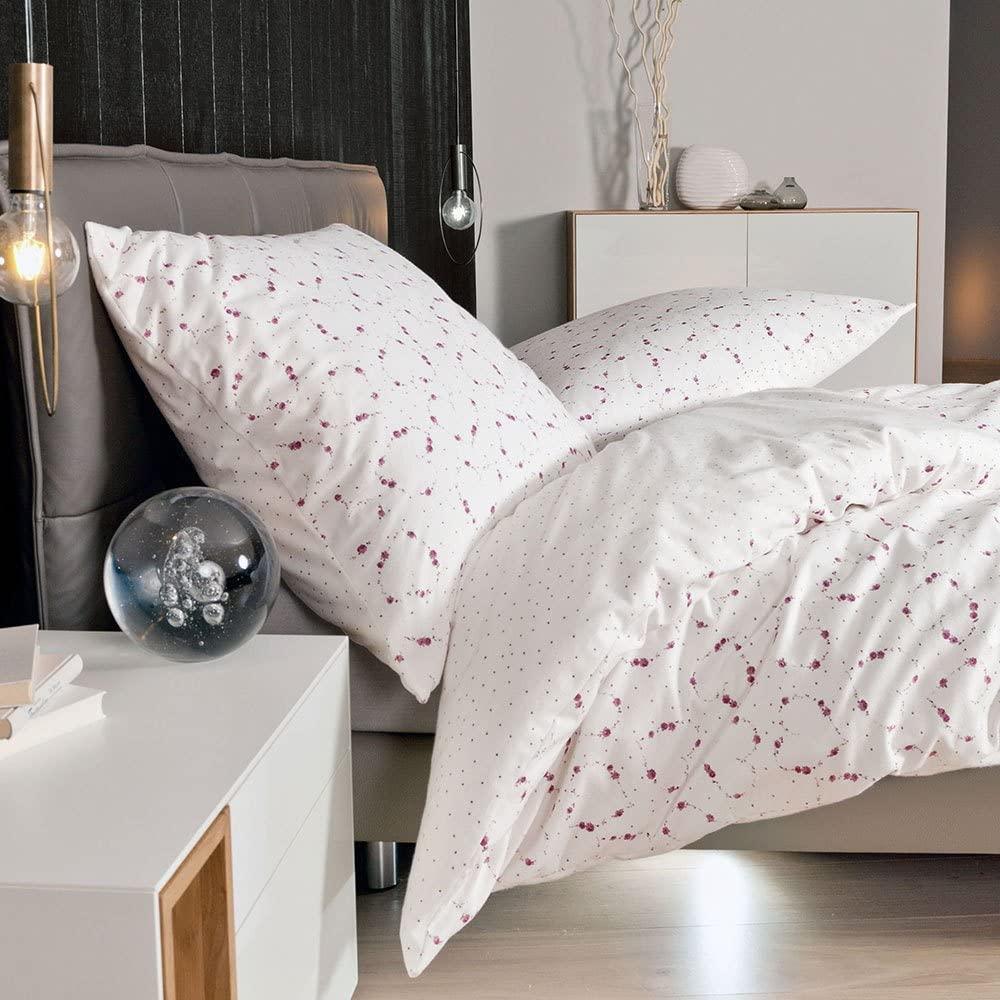 Janine biancheria da letto in flanella Davos