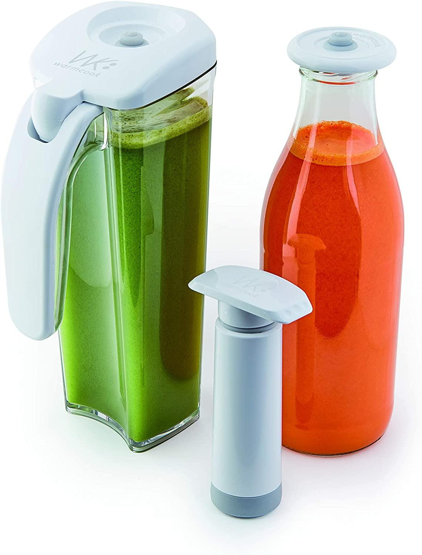 Kit di conservazione di succo sottovuoto